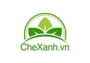 logo chè xanh